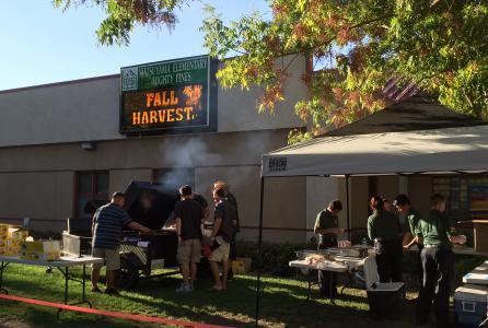 Image of Harvest Festival 2015